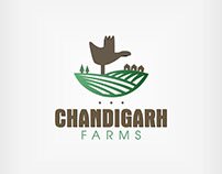Chandigarh Farms - Logo Design