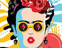 Frida Kahlo. Viva la vida.