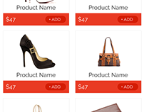 Red Ecommerce