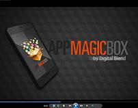 APPMAGICBOX - Video explicativo desarrolladores