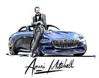 Amari Mitchel - Campaign