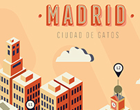 MADRID INFOGRAPHIC