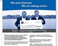 BFI Community Newsletter Ads