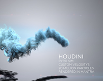 Houdini Particles
