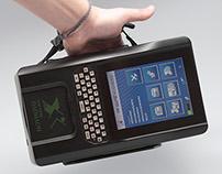 """""""Papilon DiPP6-2014"""" Portable terminal"""