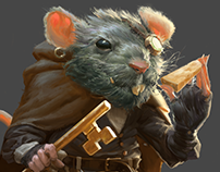 Rat Thief