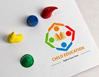 Child Education Logo