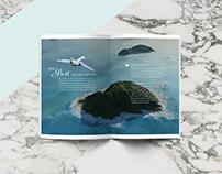 Get Married Away Winter 2016 Publication Design