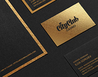 City Club Casino Branding