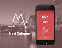 Navi Cologne - New Navigation Experience