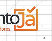 Branding Evento Já