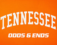 Tennessee Athletics: Odds and Ends