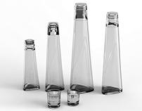 MAGNESIUM | bottles of vodka