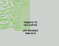 TRIBUTE TO JOY DIVISION/IAN CURTIS