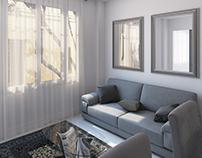 petit appartement Monaco