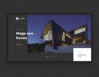 Le-Artch- Architecture & Interior Template