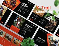 X-Trail - Motocross Presentation Template