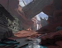 Wrecks of the Narrows
