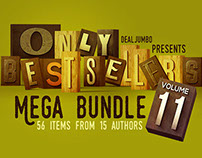 Only Best Sellers – Mega Bundle! Special vol.11