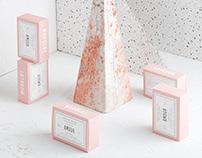 Woodlot Soap Packaging Design