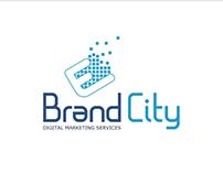 E-Brand City (logo animation)