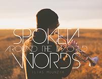 SPOKEN WORDS: Around The World