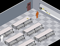 Prison Sim - Interactive Learning Object