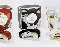 TED BAKER / AUDIO PACKAGING