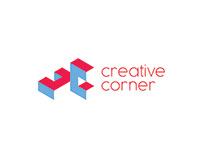 Creative Corner Logo Reveal