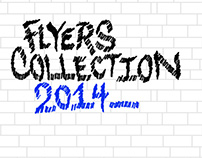 Flyers — Collection 2014