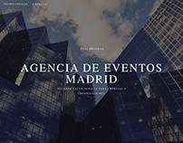 Agencia Madrid Eventos