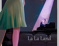 Alternative La La Land Poster