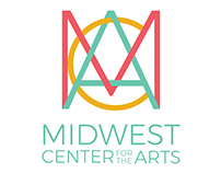 Midwest Center for the Arts Branding