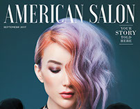 AMERICAN SALON COVER STORY