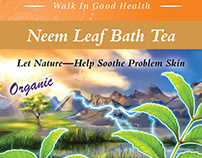 All About Neem Tea Labels
