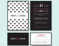 Nautical Theme Invitation
