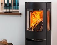 Aduro H1 - Pellet AND wood stove