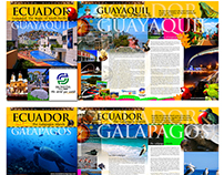 Moneda Travel Group. Ecuador, Miami USA