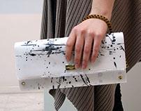Artwork for a handbag