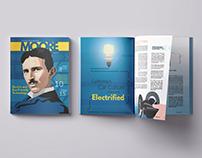 Newsletter Design - MOORE