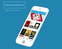 DEMO_Educational App