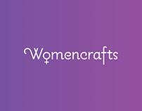 Womencrafts Logo & Website Design