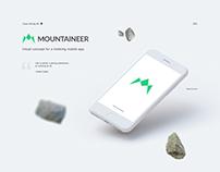 Mountaineer Trekking App