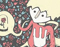 Ilustraciones para ESTUDIO ARGO
