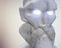 Merlin Sketch Sculpt