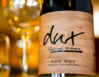 Dux || Wine Packaging Design