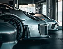Porsche's RS Twins