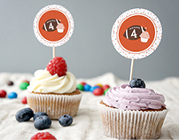 Football Theme - Party Printables