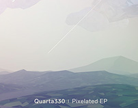 Quarta 330 | Pixelated EP | Hyperdub