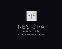 Restora Austin / Print Ad Campaign